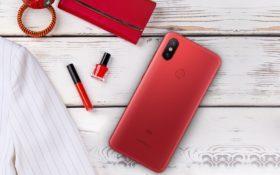 Xiaomi Mi A2 Red Edition