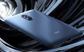 Телефон Xiaomi Pocophone F1