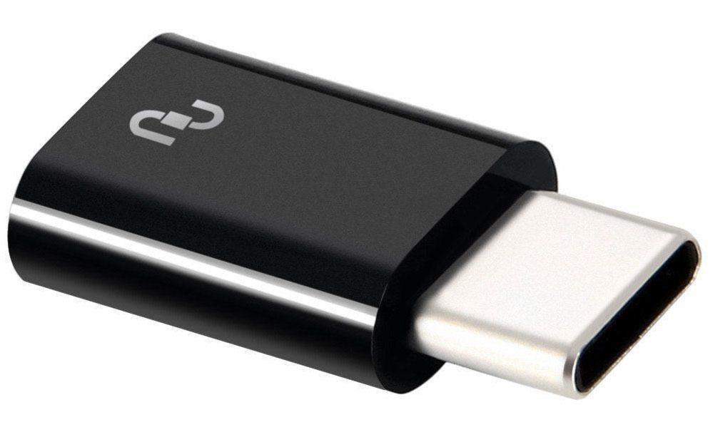 Фирменный переходник с Micro USB на USB type-c от Xiaomi не поддерживает режим OTG