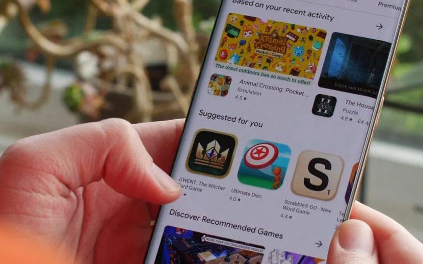 Google Play Market тестирует новые фильтры для поиска приложений