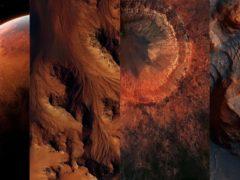 Порт MIUI 12 Super Wallpaper добавляет две новые анимации – кратер Хейл и Вечнозеленый сад