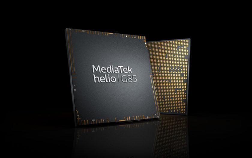 Новый чип Mediatek G85