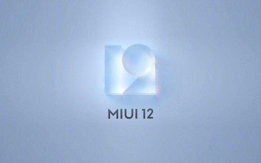 Логотип MIUI 12
