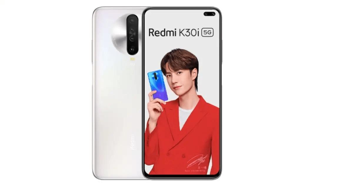 Смартфон Redmi K30i 5G