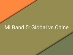 Xiaomi Mi Band 5 – глобальная или китайская, какую версию выбрать?