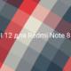 Новая версия прошивки с глобальной стабильной MIUI 12 для Redmi Note 8 Pro
