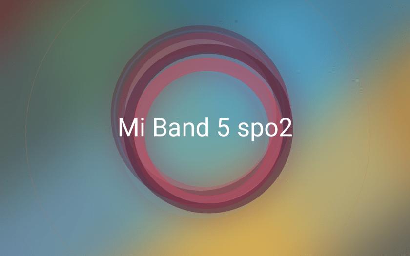 Mi Band 5 spo2