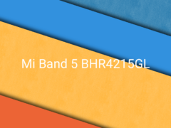 Что означают цифры Mi Band 5 BHR4215GL
