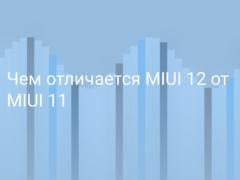 Чем новая оболочка MIUI 12 отличается от MIUI 11 на Xiaomi (Redmi)