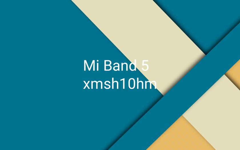Mi Band 5 xmsh10hm
