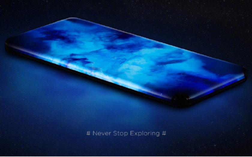 Концепт телефона будущего от Xiaomi