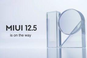 Обновление MIUI 12.5 для Redmi 8T