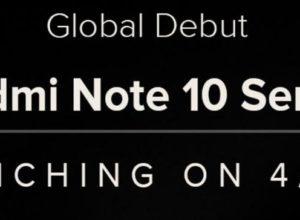 Основные фишки нового Redmi Note 10