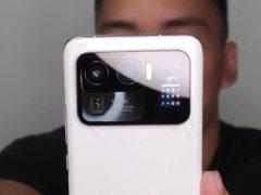 XDA-Developers выложили секретное видео с Xiaomi Mi 11 Ultra: второй AMOLED дисплей, 120-ти кратный зум и защита от воды IP68