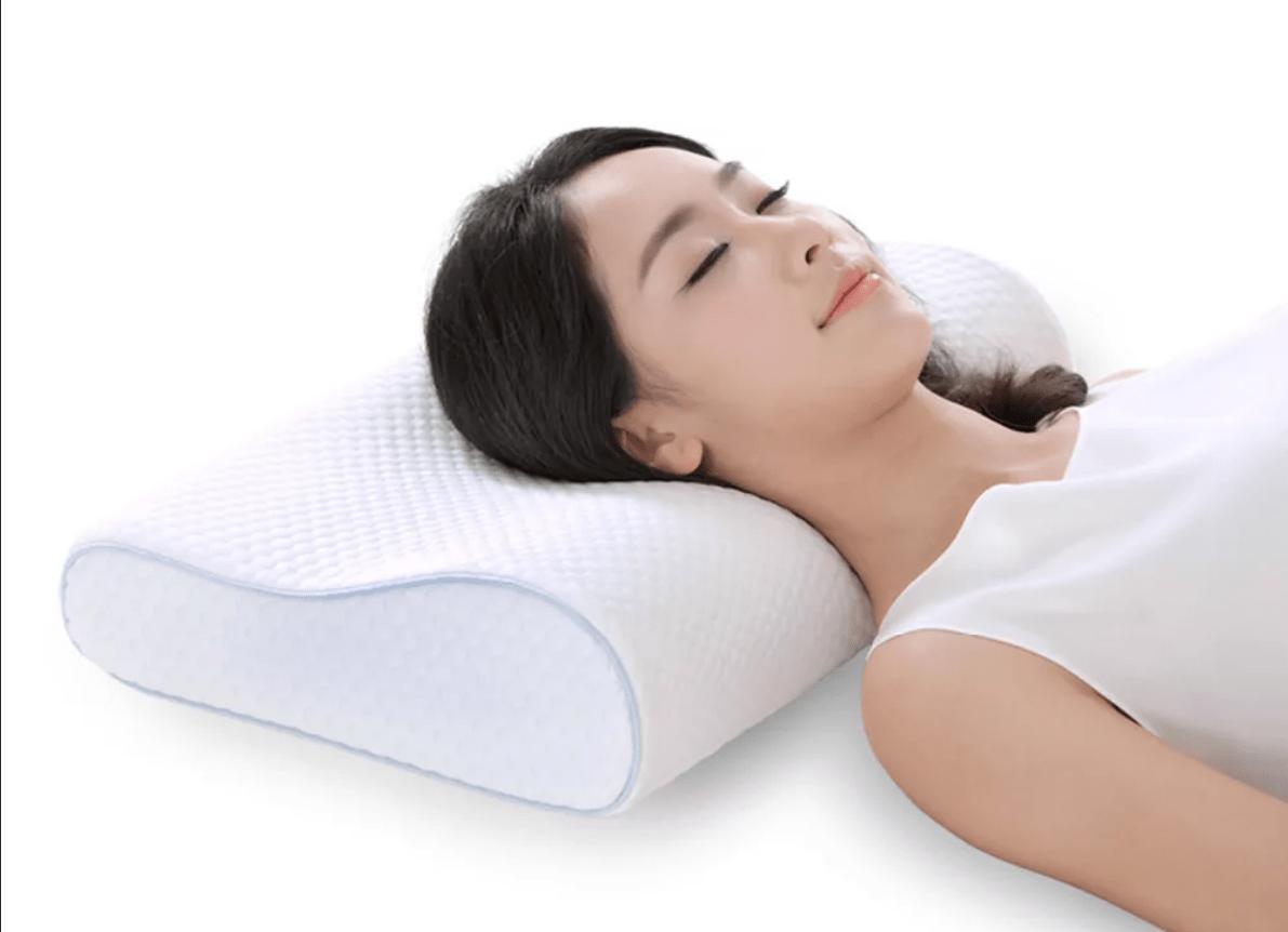 Подушка с эффектом памяти Xiaomi 8H H1 Memory Cotton Pillow
